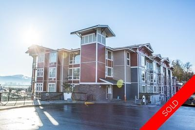 Central Abbotsford Condo for sale:  1 bedroom 740 sq.ft. (Listed 2016-12-28)